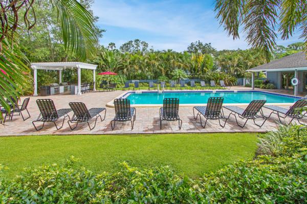 Sanctuary Condominiums Pool